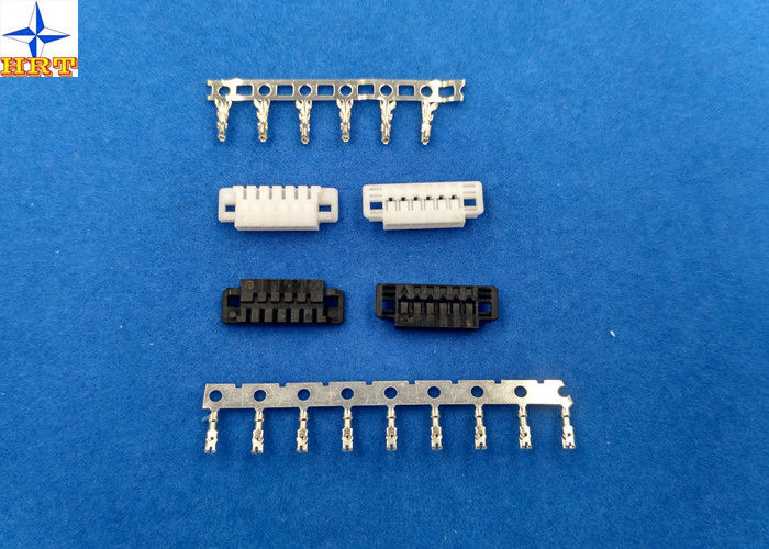 1.50mm Pitch Single Row 6 Pin Crimp Connector Battery Connectors for AWG24# To 30# wire harnesses